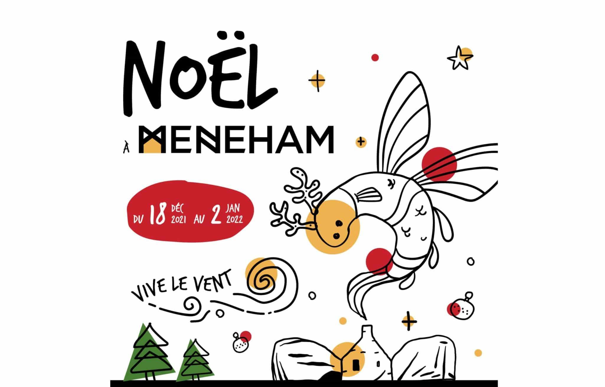 [APPEL À PROJETS] Installation artistique « Noël à Meneham » 2021
